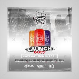 Gennas Kitchen Launch Party