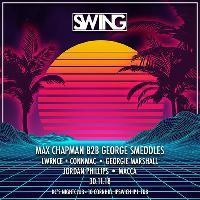 Swing W/ Max Chapman & George Smeddles