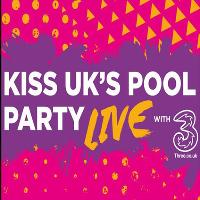Kiss UK Pool Party