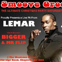 Smoove Grooves Presents Live PA by Lemar