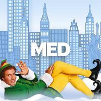 MEDICATION - ELF CHRISTMAS CRACKER