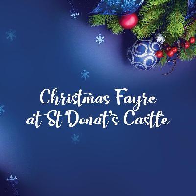 Christmas Fayre at St Donat