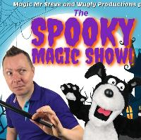 The Spooky Magic Show!