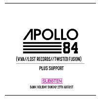 Nowhere Presents: Apollo 84 (Viva//Lost Records//Twisted Fusion)