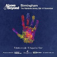 Above & Beyond : Birmingham