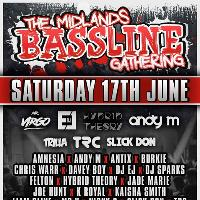 The Midlands Bassline Gathering at Starworks Warehouse