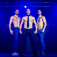 Million Dollar Men 'The Magic Mike Experience'