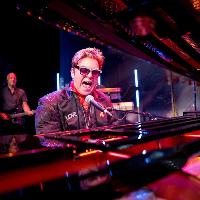 Elton John Christmas Party Night