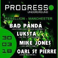 Progress Underground House & Techno /Nervous/CR2/Nastyfunk [..]