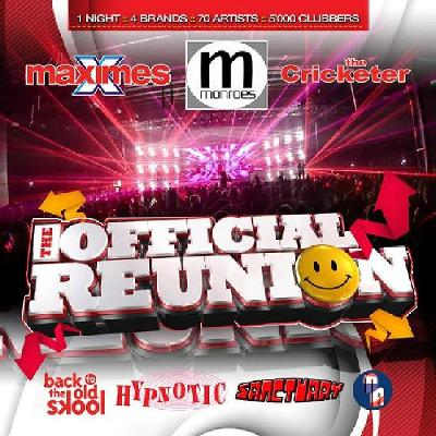 Maximes // Monroes // Cricketers Sanctuary // Official Reunion