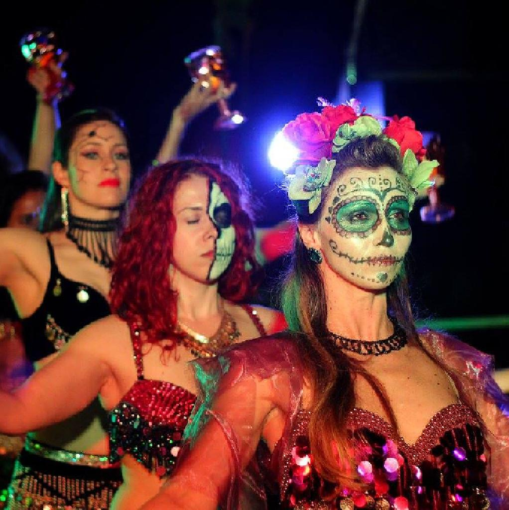 BELLY DANCE PARTY - Ladies night - HALLOWEEN SPECIAL Tickets ...