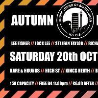 House Sound of Birmingham: Autumn Love