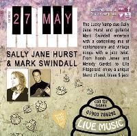 Sally Jane Hurst Live at the Honeypot