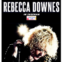 Bluetouch Live presents Live Rock/Blues REBECCA DOWNES