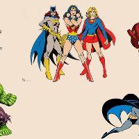 Superheroes Hit Dine!