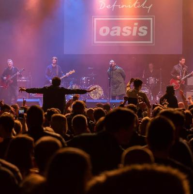 Definitely Oasis Doncaster 2020