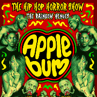 Applebum / Birmingham / Halloween Hip Hop Horror Show