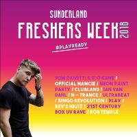Sunderland Freshers Week