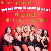 The Cherry Poppers present...The Debutarts Summer Ball