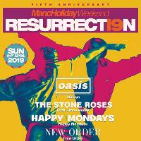 Resurrection 2019 Easter Mancholiday