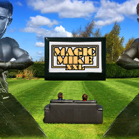 Magic Mike XXL | The Open Air Cinema Experience Bank Holiday Sat