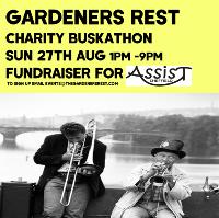 Charity Buskathon for Assist