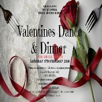 Valentines Dance & Dinner Red Dress Affair