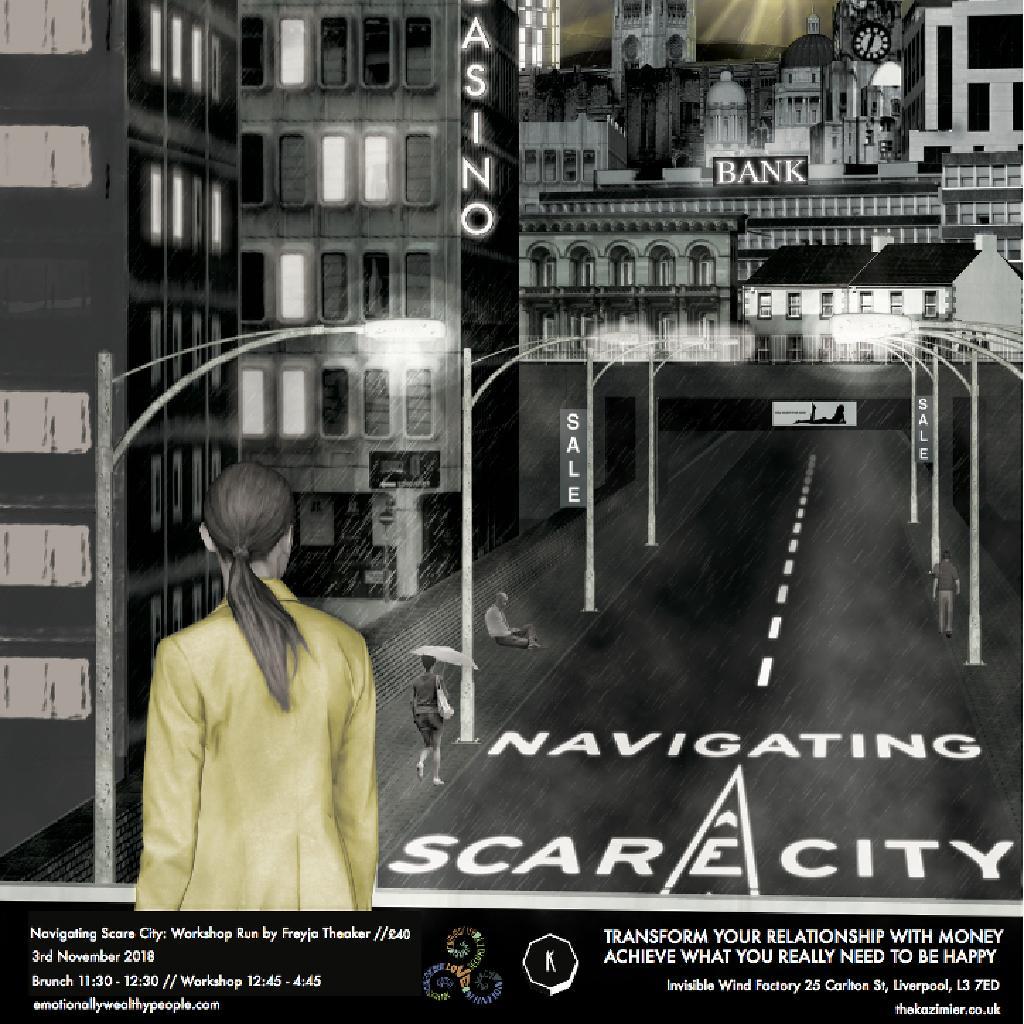 Navigating Scare City