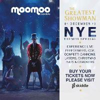 NYE 2019 Greatest Showman Party