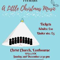 A Little Christmas Music with Bourne Chorus