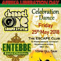 Afrika liberation day roots & culture celebration dance