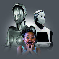 Robots – then and now exhibition