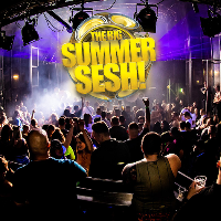 The Big Summer Sesh - Indoor & Outdoor Rave