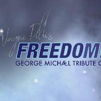 Freedom 19 ft Wayne Dilks as George Michael
