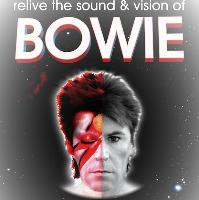 NNE Presents Aladdinsane - The Ultimate Bowie Tribute