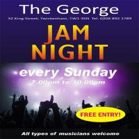 Open Mic / Jam Night at The George, Twickenham