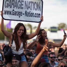 Garage Nation Outdoor Festival