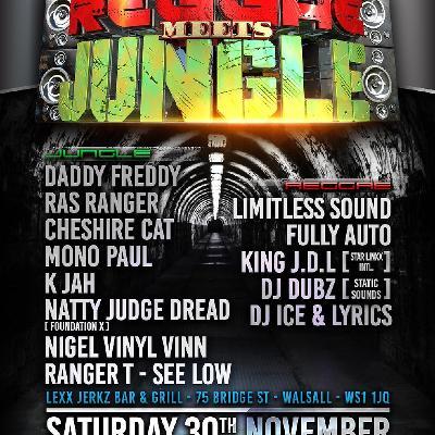Best of Both Reggae meets Jungle