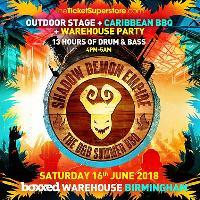 Shadow Demon Empire presents: The Drum & Bass Summer BBQ
