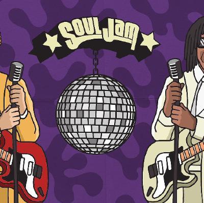 SoulJam / Liverpool / Let's Dance!