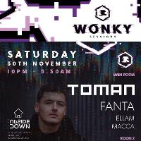 Wonky Sesssions Presents Toman