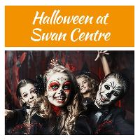 Safe Trick or Treat Trail at the Swan Centre