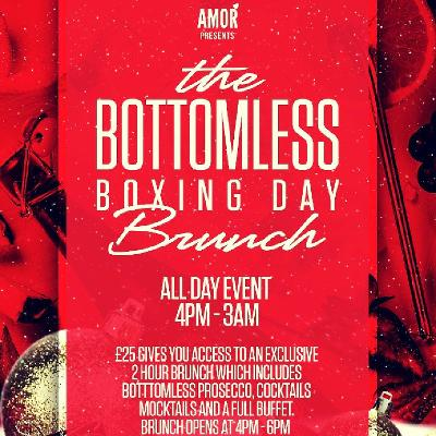 The Bottomless Boxing Day Brunch