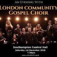 A night with the London Community Gospel Choir