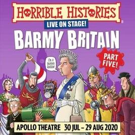 Horrible Histories: Barmy Britain Pt 5