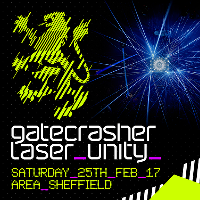 Gatecrasher LASER UNITY