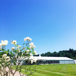 The Conservatory at Luton Hoo the Walled Gardens Wedding Fair