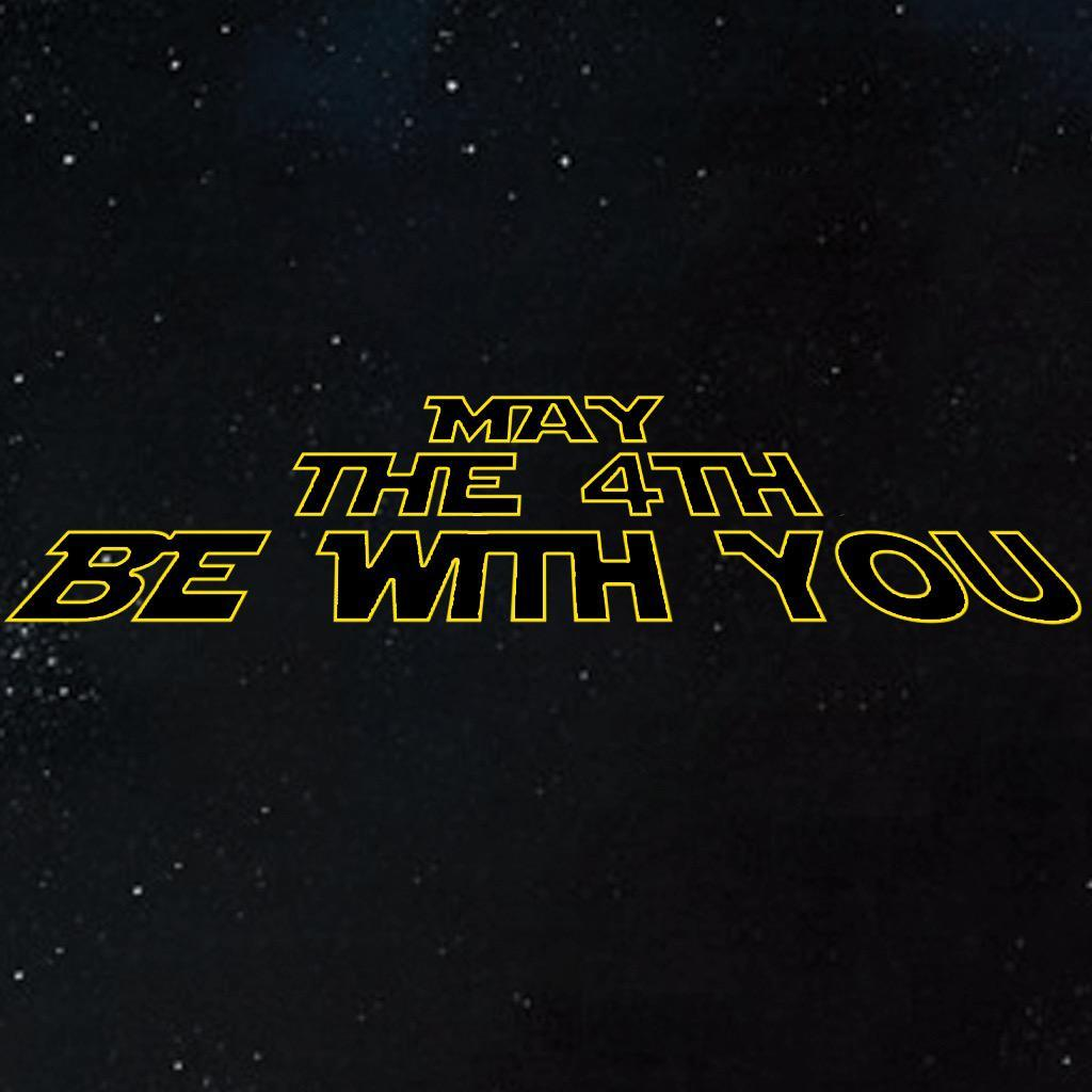 May The 4th Be With You Tickets