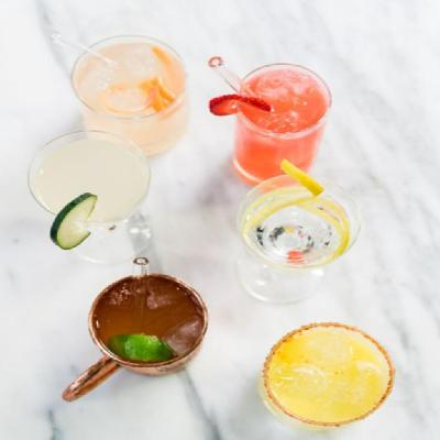 Hanson of Organic Vodka Distillery Craft Cocktail Flights