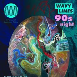 Wavy Lines - 90